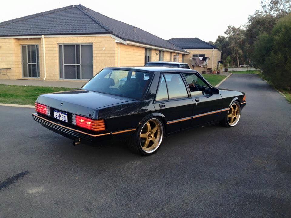 Black XE ESP | Rods | Australian muscle cars, Australian