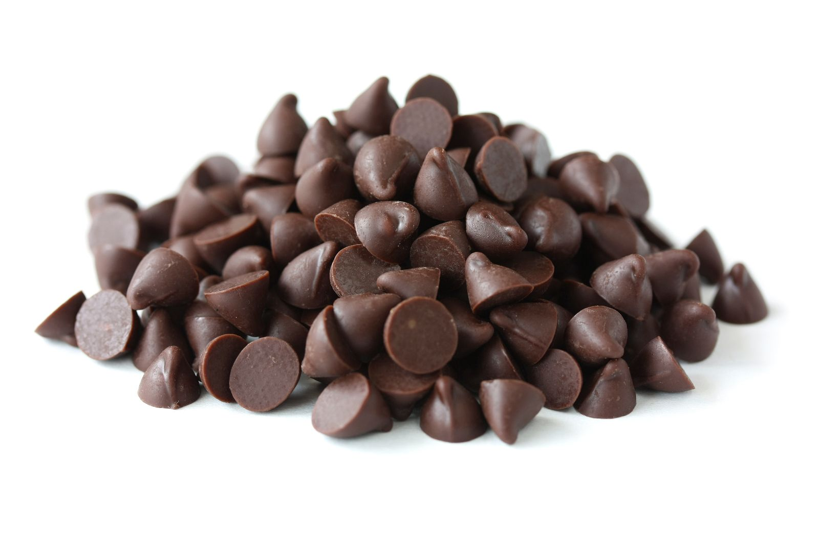 One chocolate chip can give you enough energy to walk 150 feet ...