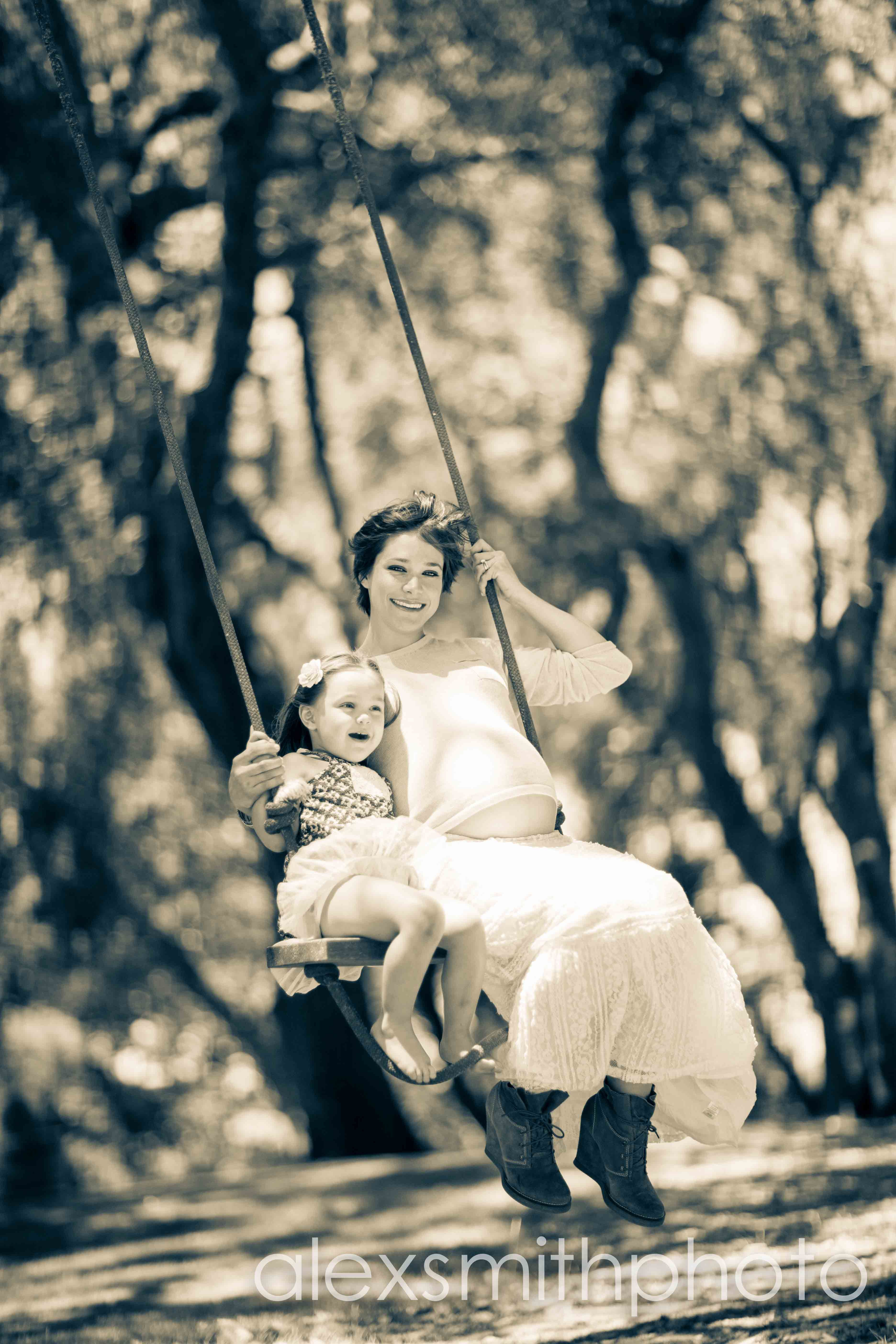 Has got! pregnancy from swinging