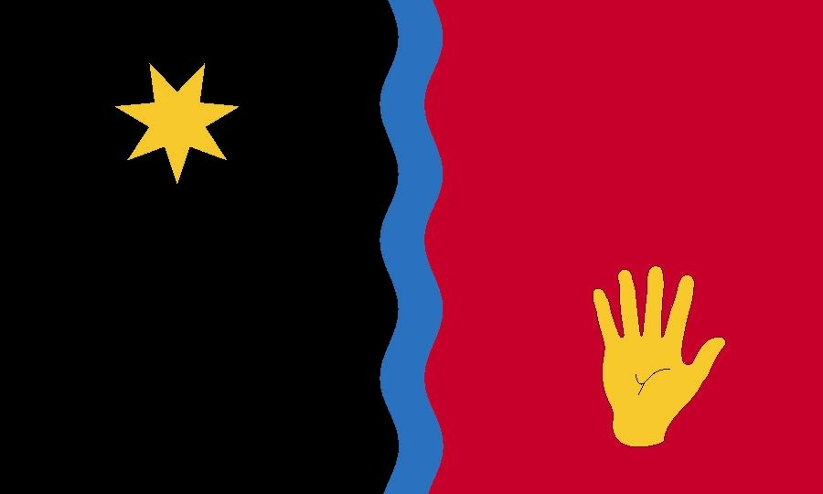 Ponca Tribe Flag