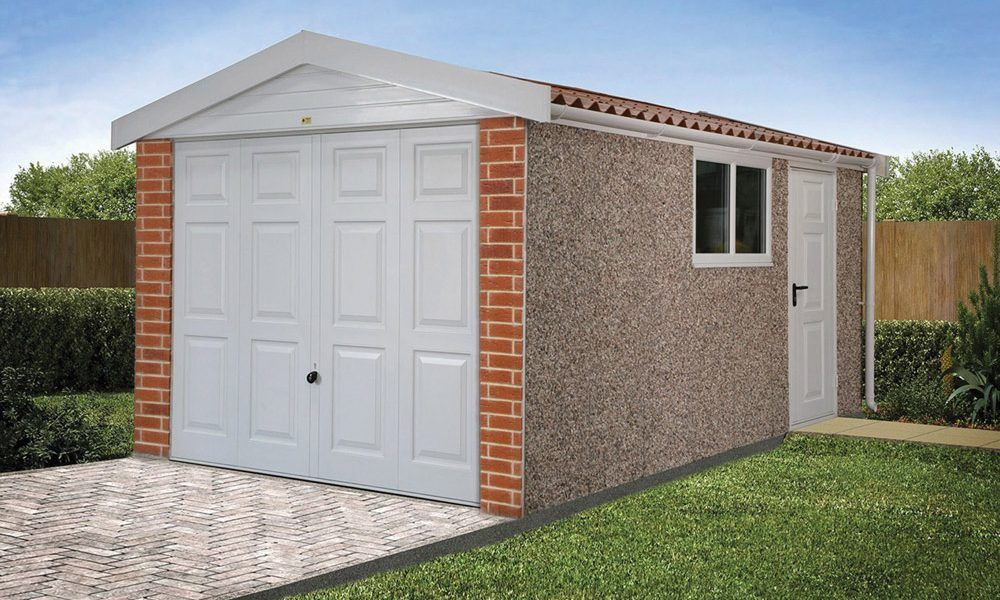 Best Apex 15 Roof Concrete Garages Concrete Garages Roof 400 x 300