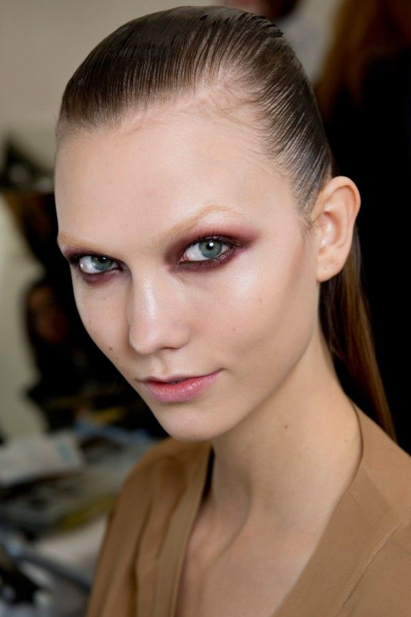 Beauty Trend: Red Makeup, @gucci. #beauty #red #makeup #gucci #halloween #makeup