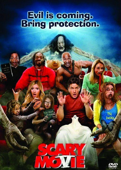 Scary Movie 5 (2013) | Movie, T V  cocktails, dinner | Scary