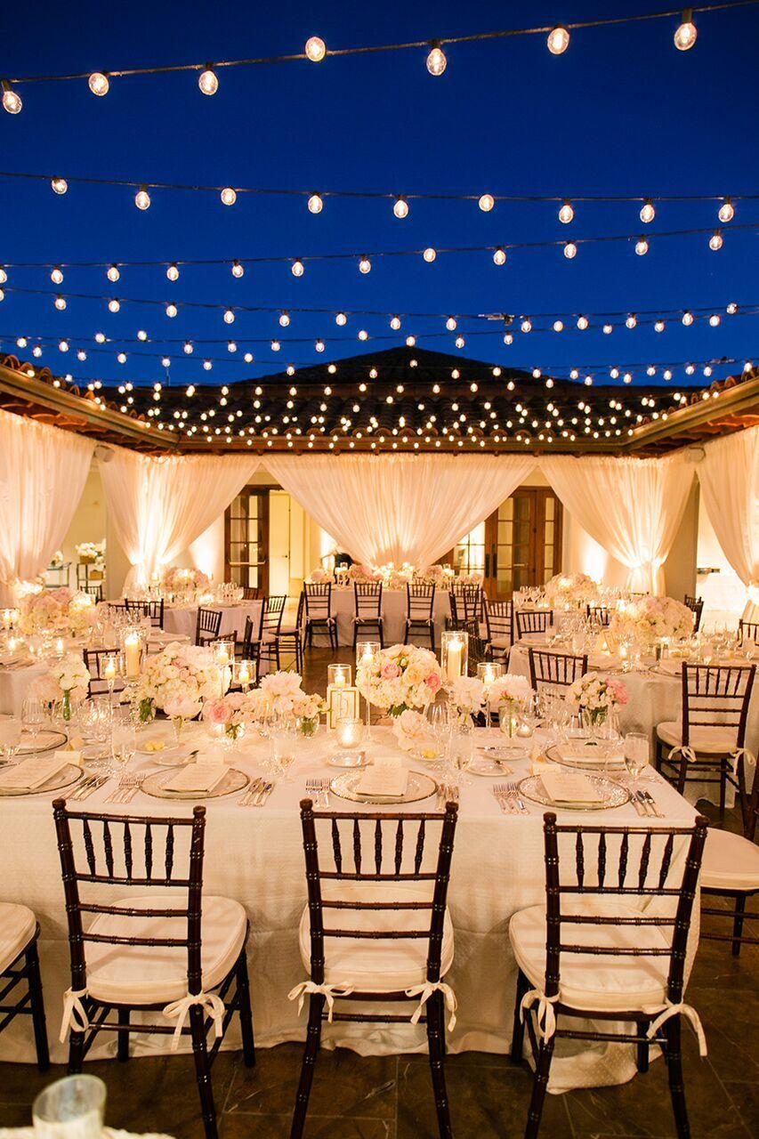 Dreamy White And Blush California Wedding At Bacara Resort Modwedding Wedding Locations California Wedding Centerpieces Diy Outdoor Tent Wedding