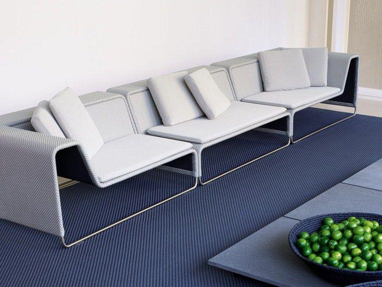 Toll Sectional Modular Garden Sofa ISLAND   Garden Sofa By Paola Lenti