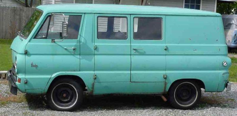 My 1967 Dodge A100 8 Door Cool Vans Dodge Camper Tops