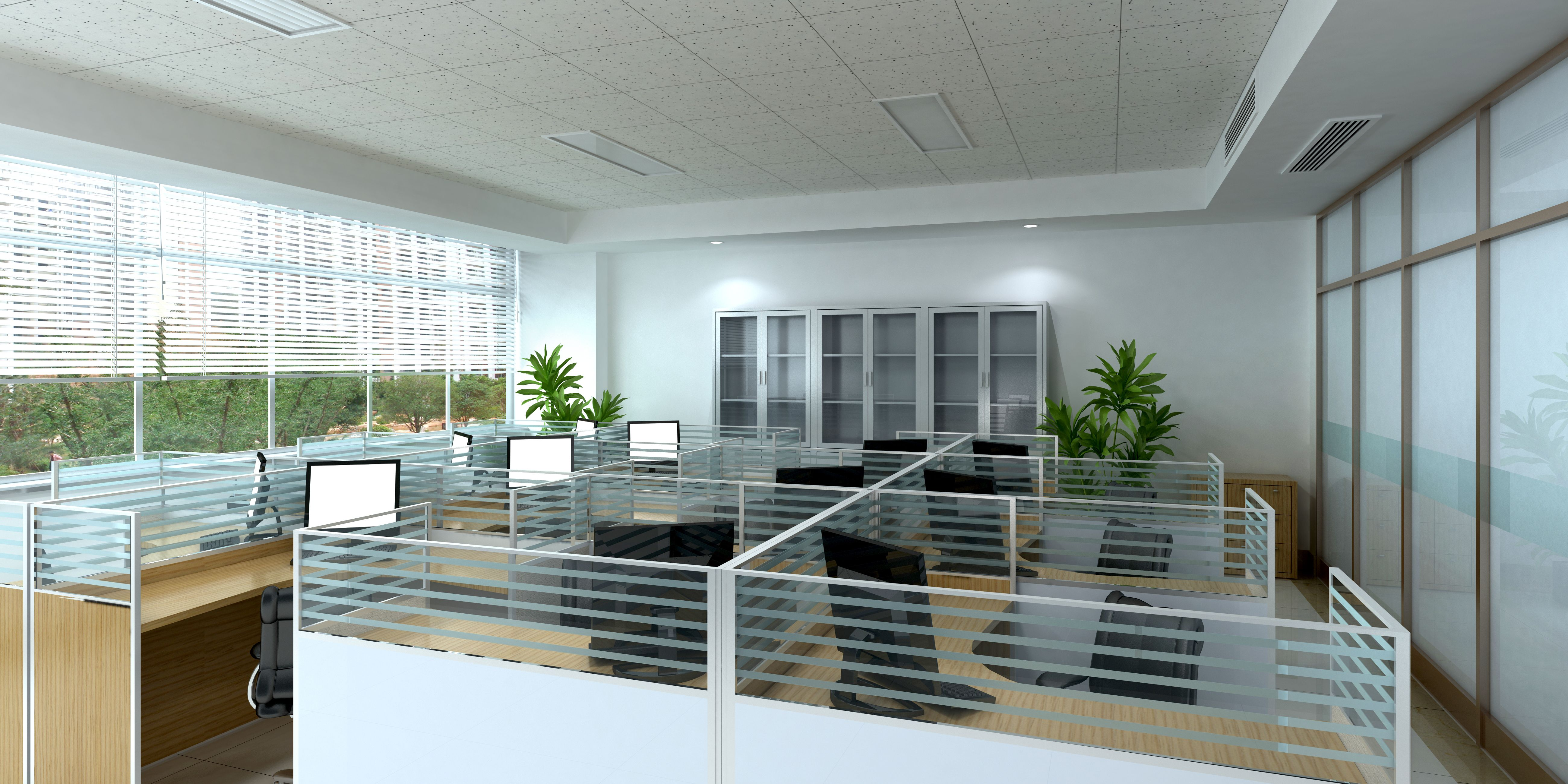 Interior Space Design Enchanting 40 Office Building Interior Design Design Decoration