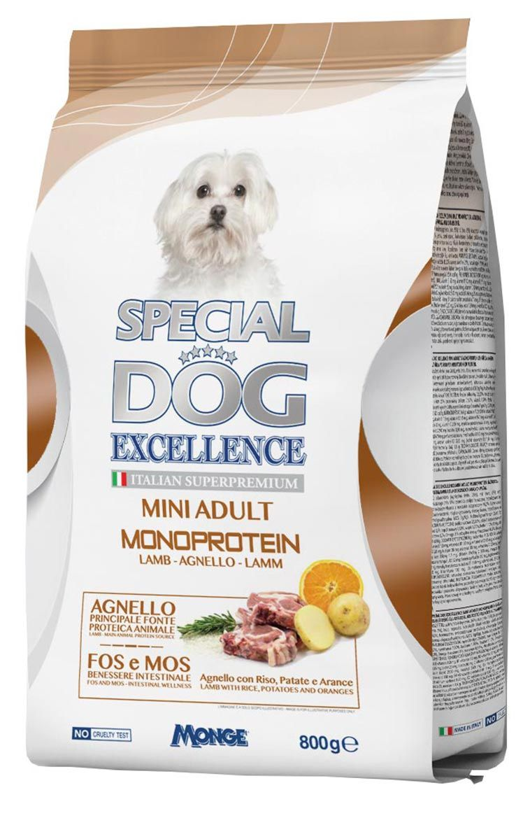 Food Monge for dogs: composition, reviews veterinarians 25