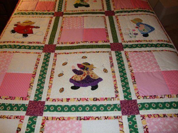 mantas infantiles patchwork imagui
