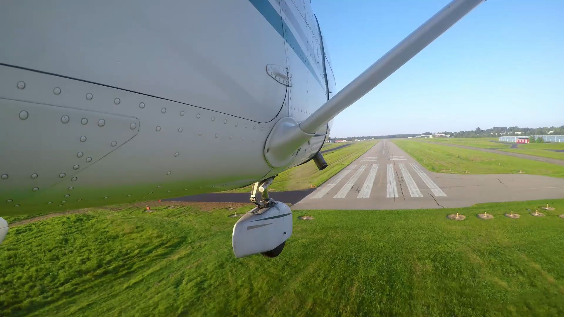 Landing an airplane is one of the most challenging, yet
