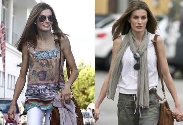 Blog de Juan Pardo: La Reina Letizia que como reina es una podemita donde reina la mierda LOC, pero como modelo lo es aunque un poco menos.