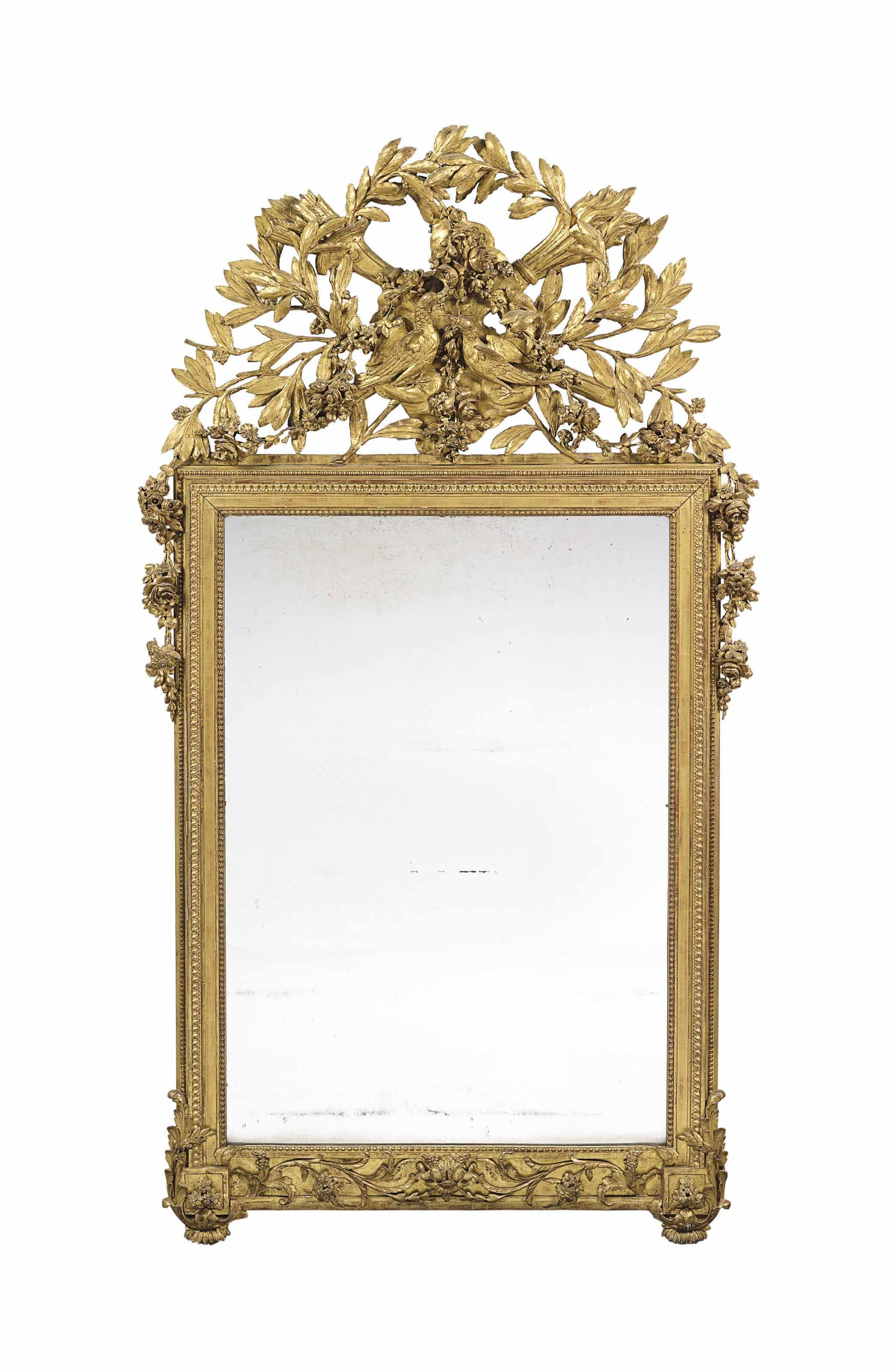 Introduction to Antique Mirrors