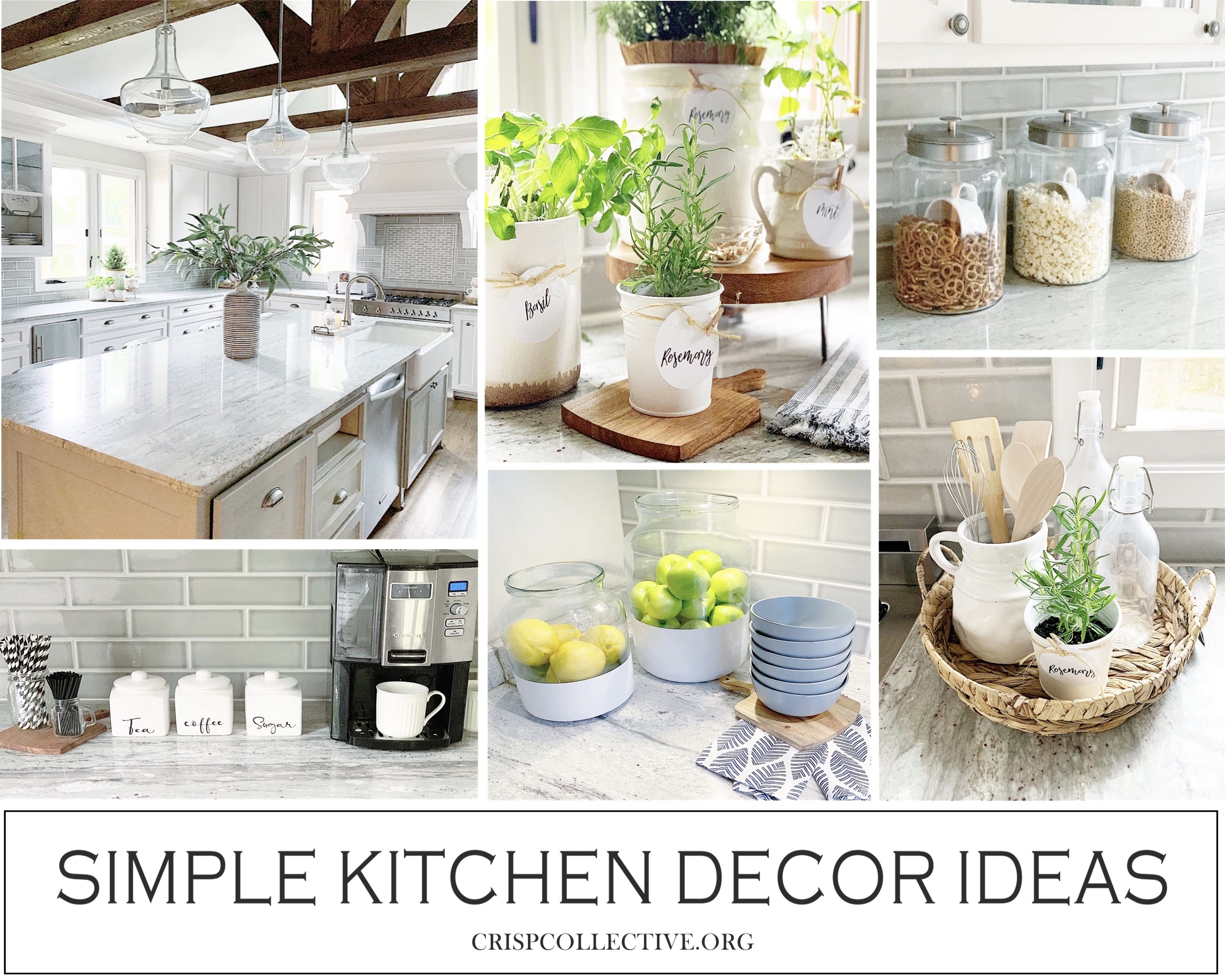 Simple Kitchen Decor Ideas Small Kitchen Decor Kitchen Decor