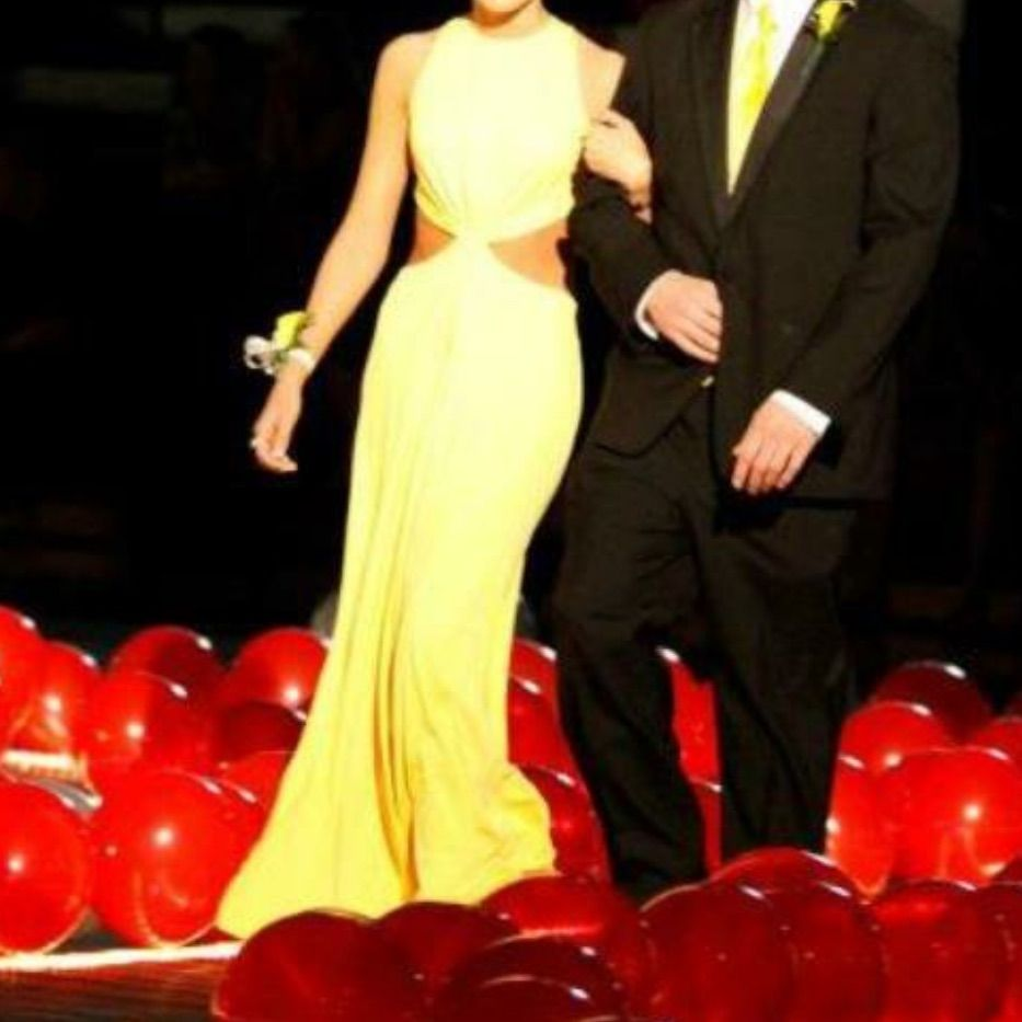 Yellow bcbg formalprom dress formal prom dresses and products