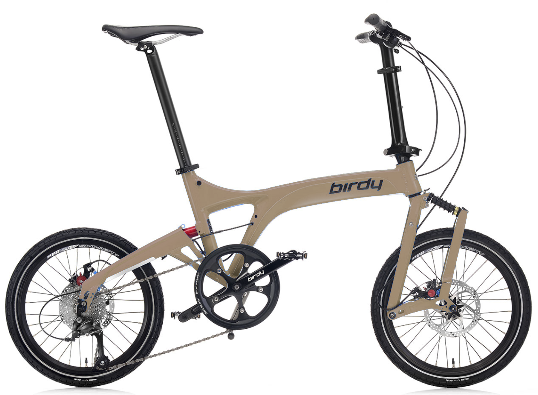 Used Birdy Folding Bike For Sale