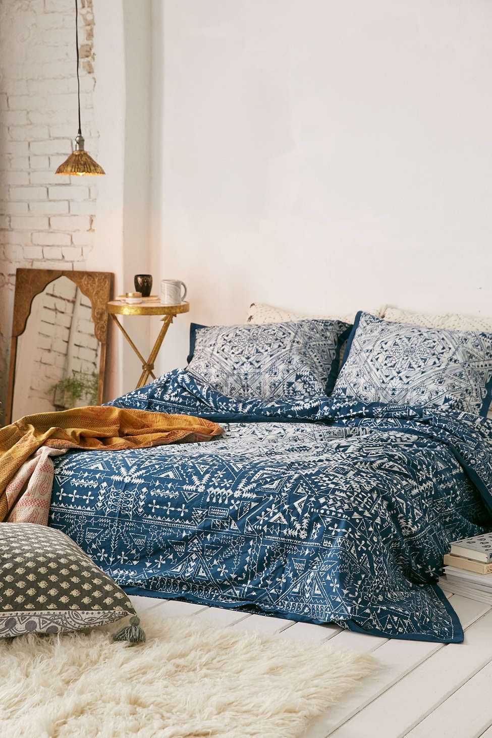 Magical Thinking Izmir Maze Duvet Cover Urban Outfitters Home Bedroom Bedroom Inspirations Bedroom Decor