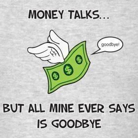 Money Talks Funny Quotes Quote Money Lol Funny Quote Funny Quotes Humor Funny Cartoons Jokes Funny Quotes Funny One Liners