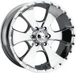 MKW Offroad Wheels M19 Chrome