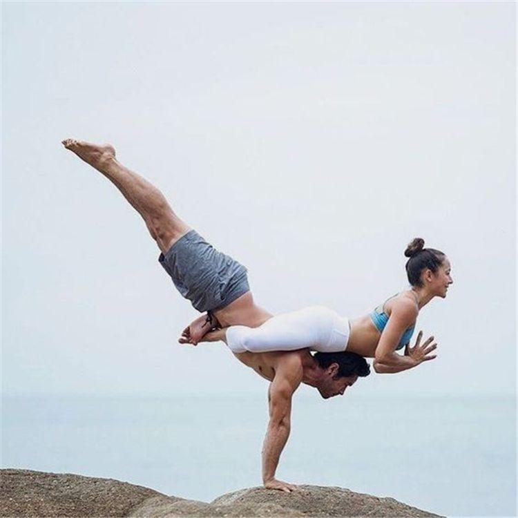 Amazing Partner Yoga Poses To Strength Trust And Intimacy Couple Yoga Couple Yoga Poses Partner Yoga Par Couples Yoga Poses Partner Yoga Poses Partner Yoga