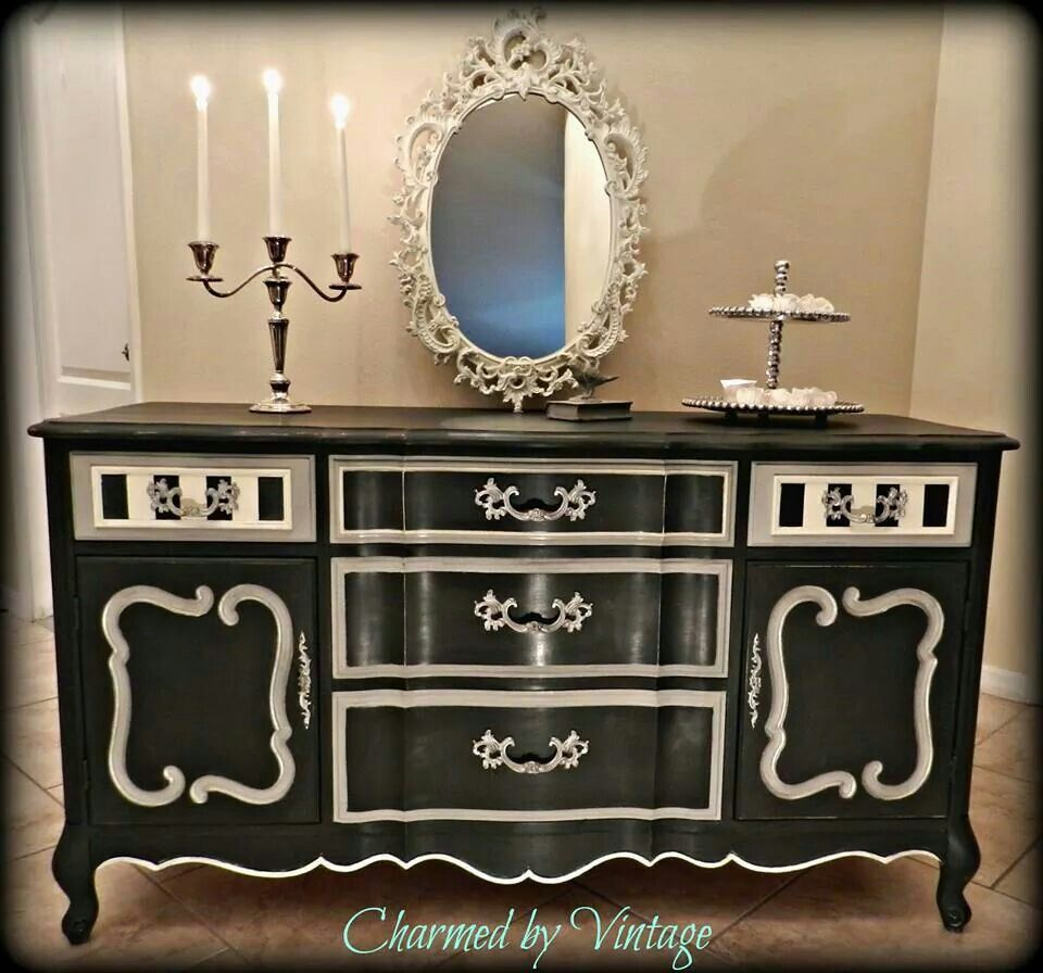 Chalk Paint Vs Latex For Kitchen Cabinets