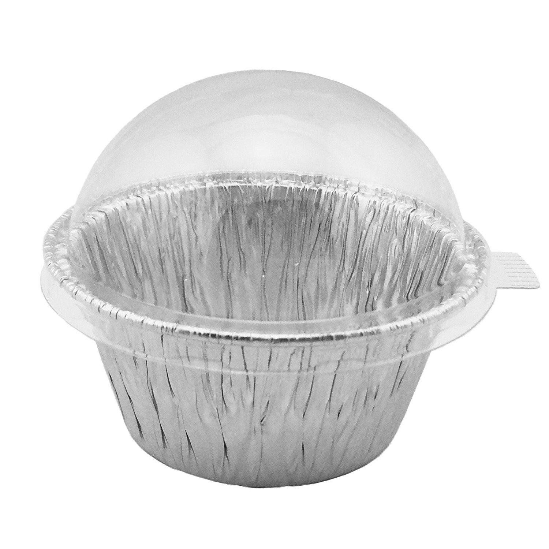Aluminum foil mini baking cups 3 18 for muffin cupcake