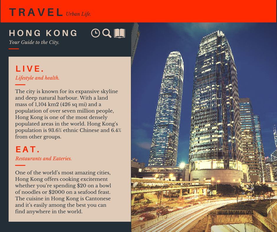 Why don't you travel and explore Hong kong!  Book your ticket now!