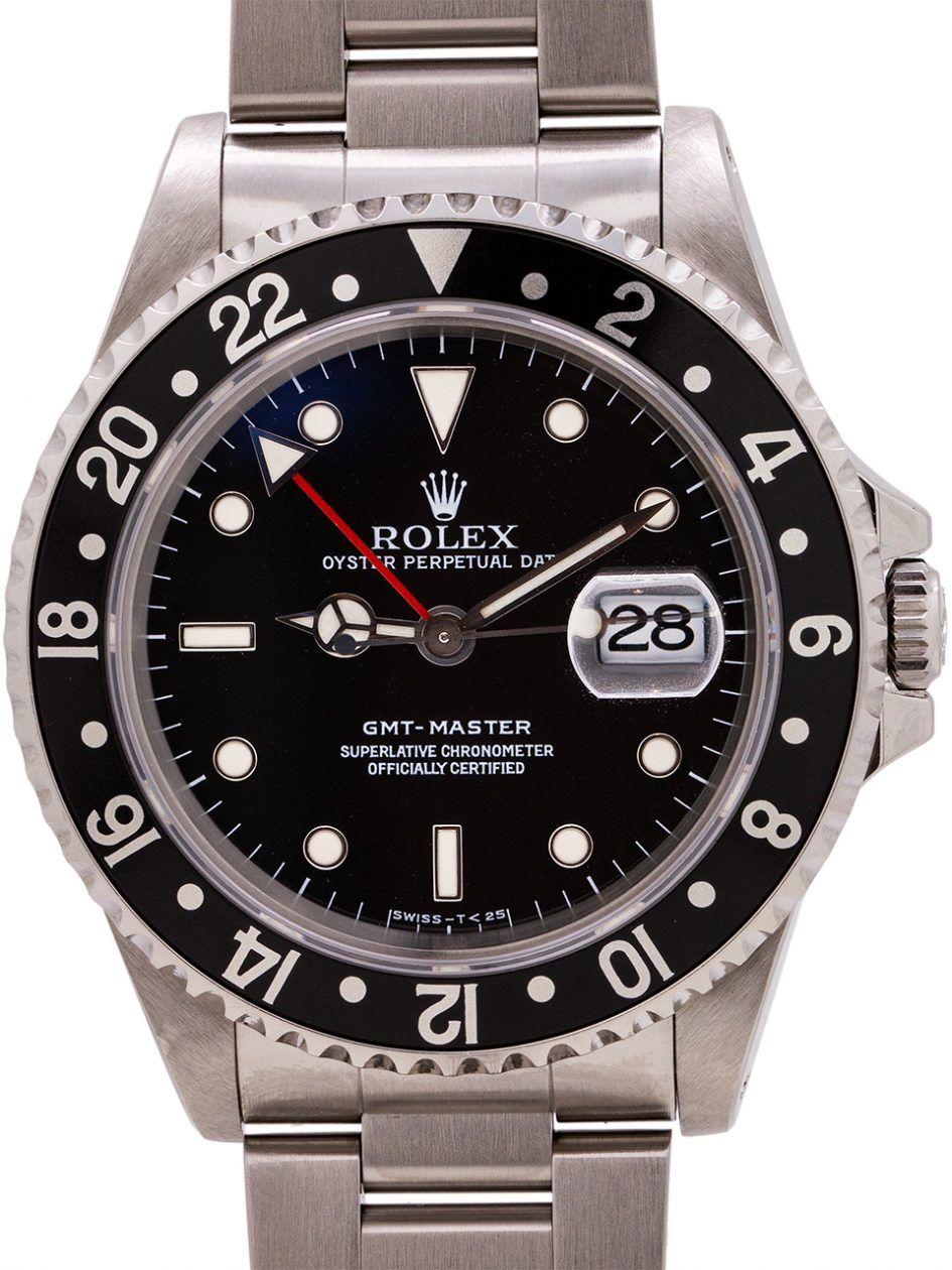 Rolex GMT Master ref 16700 circa 1995 in 2020 | Rolex gmt master ...
