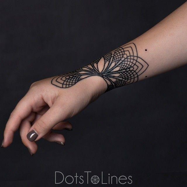 Canvas Of Skin Wrist Tattoos Tattoos Line Tattoos