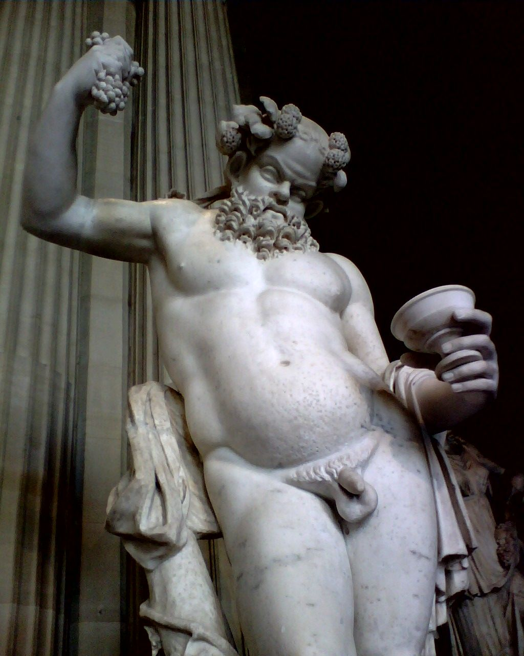 Silenus Wikipedia The Greek Myths 4 Nature And Deeds Of