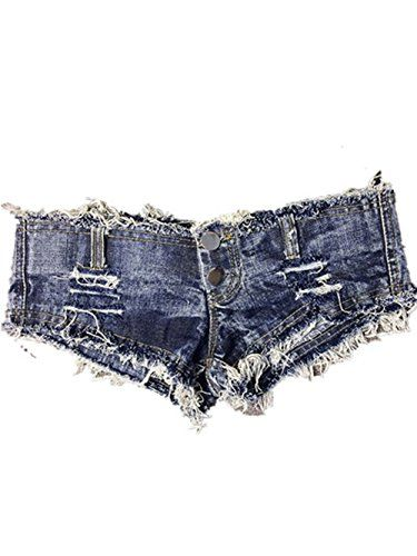 bd662d85e65a NW Womens Low Waist Sexy Denim Short Hot Pants Sexy Mini Jeans Shorts ***  Be sure to check out this awesome product.