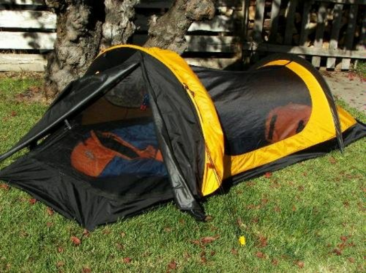 I find the Eureka 1 person tent to actually be better than expected. Just because & I find the Eureka 1 person tent to actually be better than ...