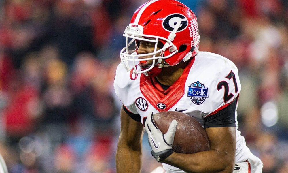 Healthy Nick Chubb means high expectations for Georgia = It's not often a team led by a first-year head coach has the hype the Georgia Bulldogs have entering the 2016 season, but that's certainly the case in Athens this year. Having running back Nick Chubb back from.....