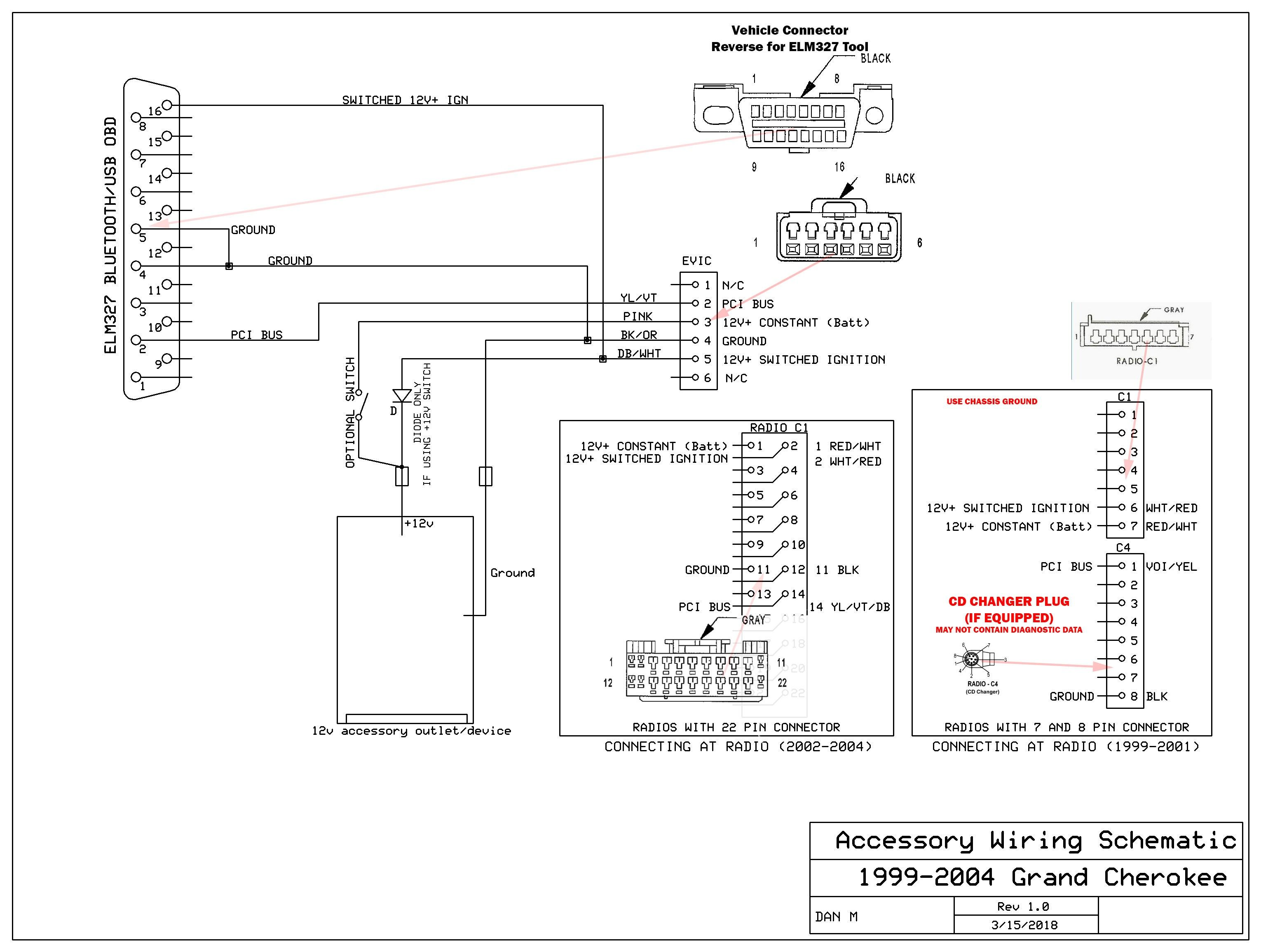 Awesome Wiring Diagram Jeep Grand Cherokee  Diagrams