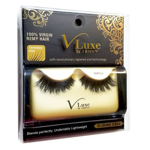 26fde083341 iEnvy Kiss Trio Lashes Adhesive, Medium, Ultra Black | Products | Black  media, Lashes, Black