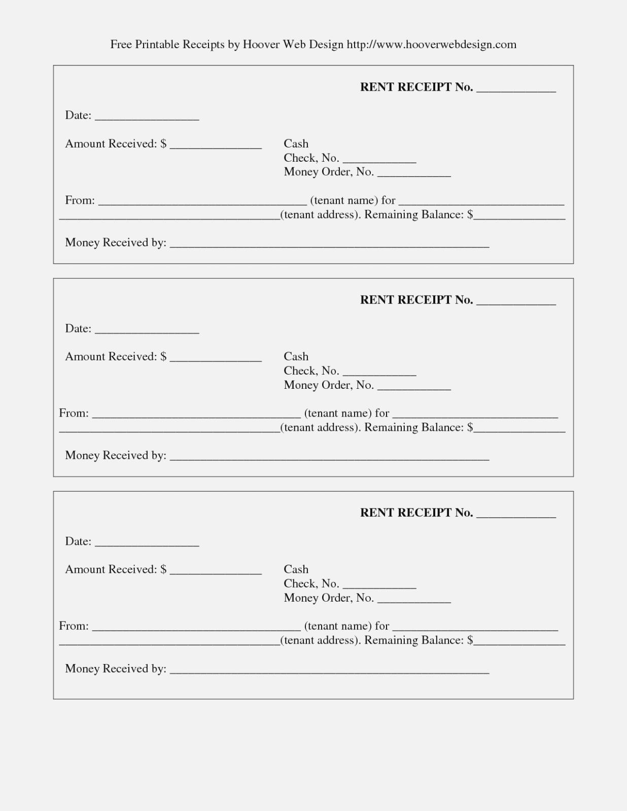 Unique Printable Receipts Exceltemplate Xls Xlstemplate Xlsformat Excelformat Microso Receipt Template Job Application Cover Letter Free Receipt Template