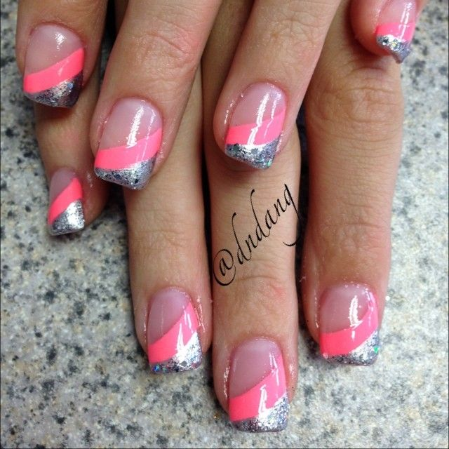 Cute Nail Designs For Spring Break Instagram photo by dnd...