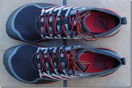 Merrell barefoot, Running shoes