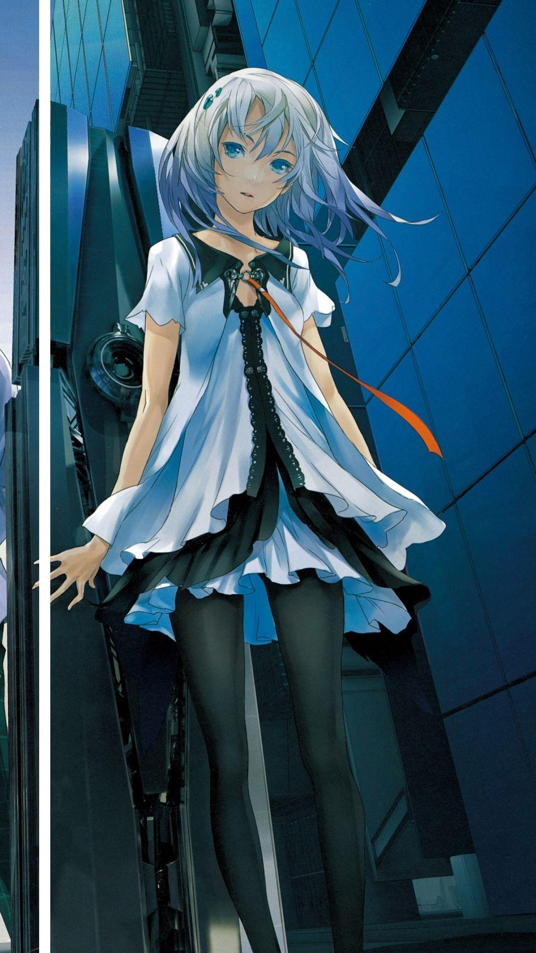 Anime Beatless Lacia (Beatless) (1080x1920) Mobile