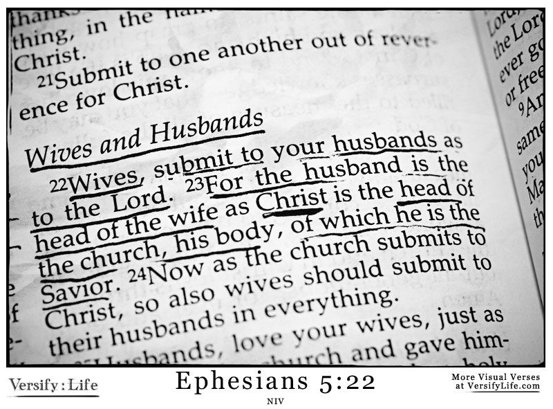 What Is A Submissive Wife According To The Bible