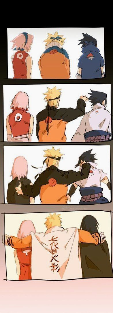 the beautiful long and touching story of team7 in only 4 photos#beautiful #long #photos #story #team7 #touching