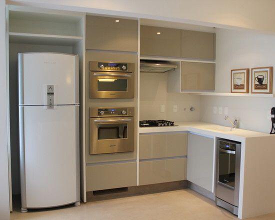 tudo embutido decoração Pinterest Cocinas, Casas y Interiores - remodelacion de cocinas