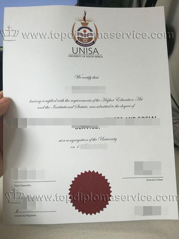 buy fake UNISA university diploma certificate South Africa http - degree certificate template