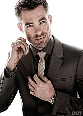 Chris Pine: The Thinker - Page 3 | Out Magazine