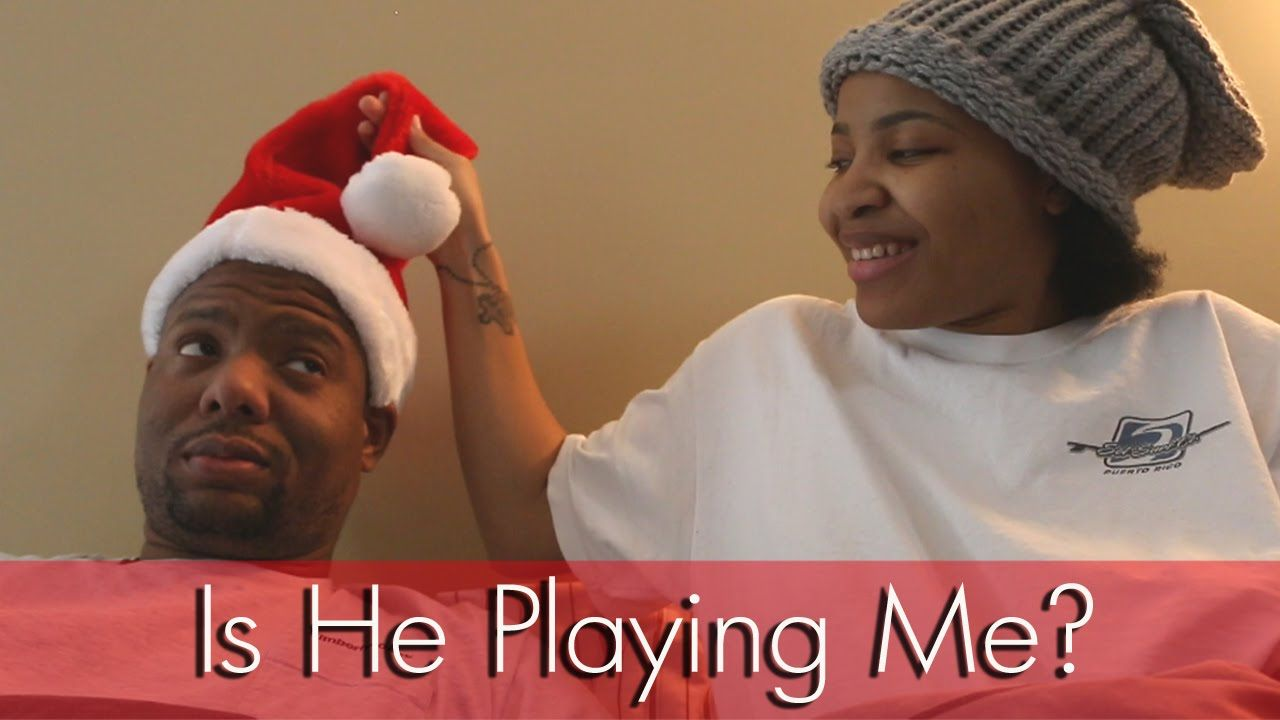 Let's Talk - Is He Playing Me?