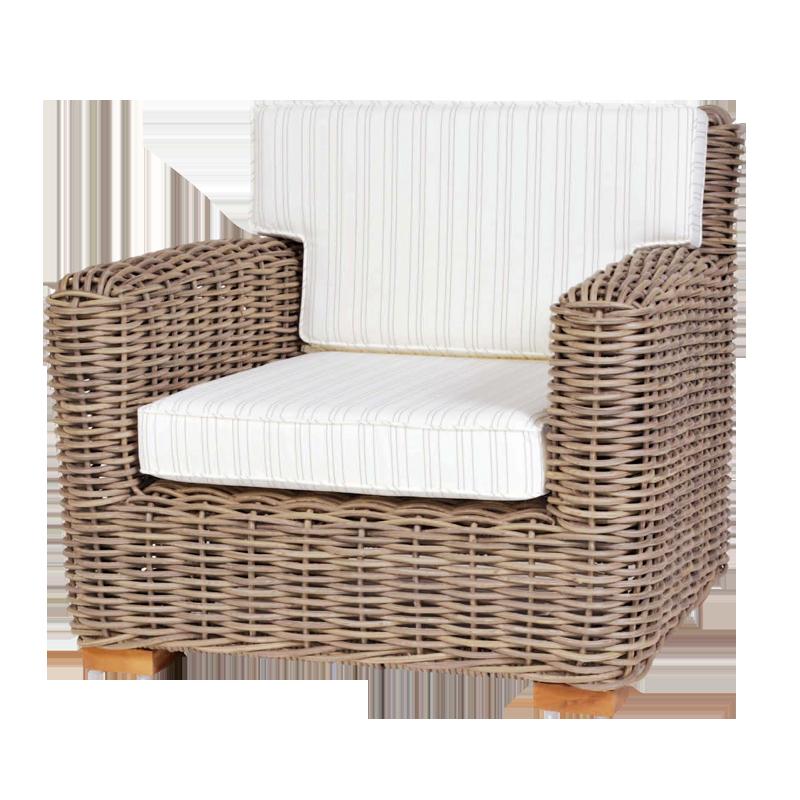 Kubu Club Chair Walters Exterior W A L T E R S Exterior Collections Club Chairs Chair Outdoor Chairs