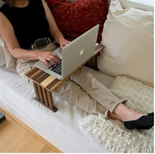 KOKO Bedside Laptop Table, a laptop table would be so useful :)