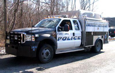 Fort Lee Nj Pd Esu Police Emergency Vehicles Police Cars
