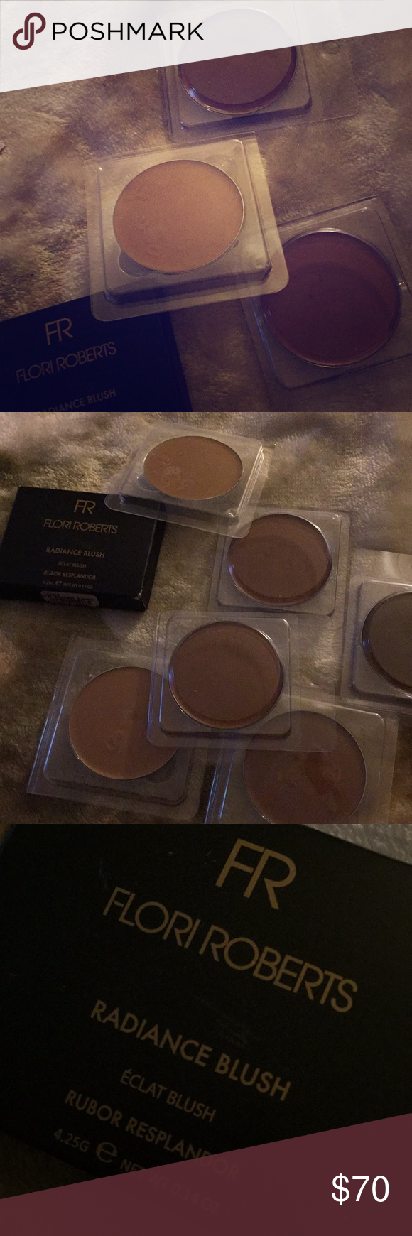 Flori Roberts makeup You must take all this is wholesale