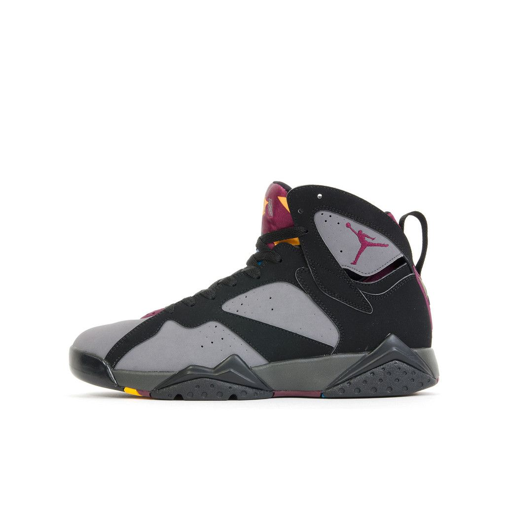 a1f789608e11 Nike Air Jordan 7 VII Retro (BG)  Bordeaux  Black. Available at Concrete  Store Prinsestraat