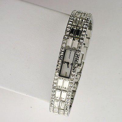 DKNY Women's Donna Karen New York Watch NY3715 Crystal Silver Tone Link Quartz https://t.co/9G1GQm4Li0 https://t.co/hLNL6vWKZM